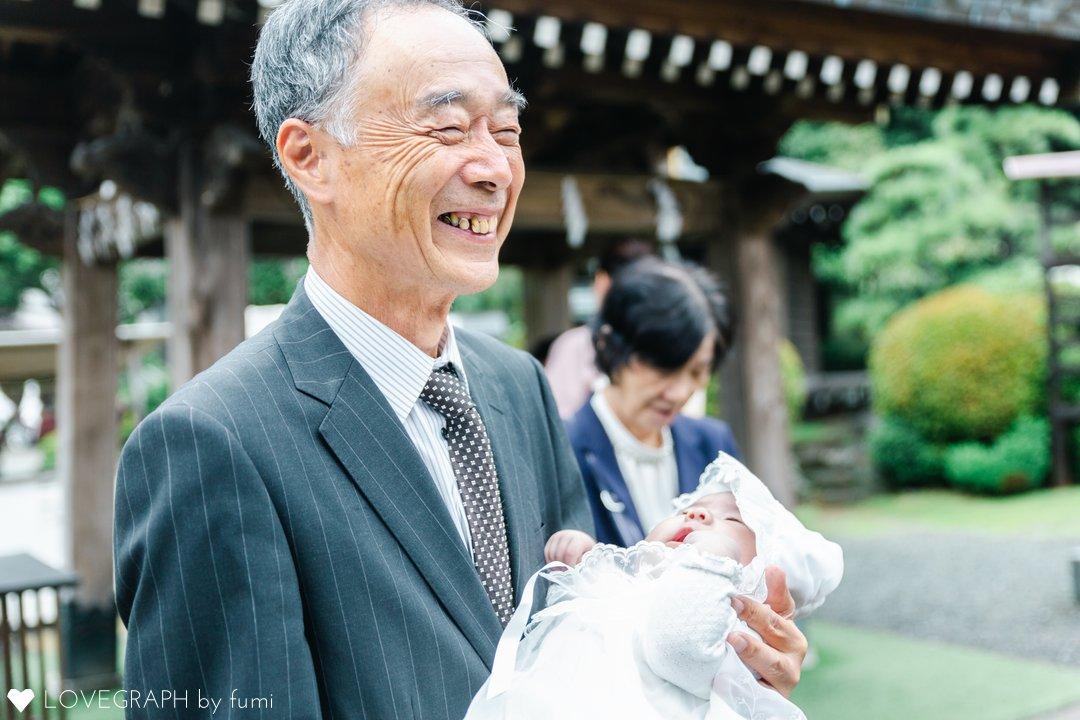 Haruto first visit to a shrine | 家族写真(ファミリーフォト)