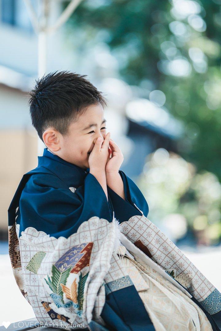 Shota 753 | 家族写真(ファミリーフォト)