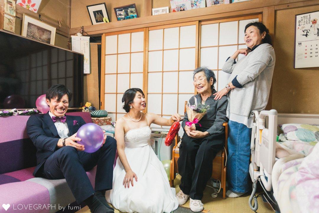 Tatsuya×Fumie×Granma | 家族写真(ファミリーフォト)