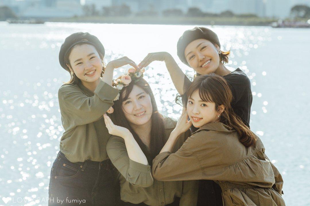Shihomi × Friends   フレンドフォト(友達)