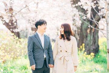 SHOICHI×MIHO 2021 Spring | カップルフォト
