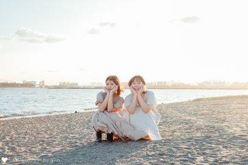 Karen &Nanami   フレンドフォト(友達)