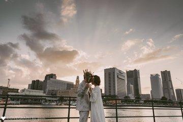wedding前撮り♡