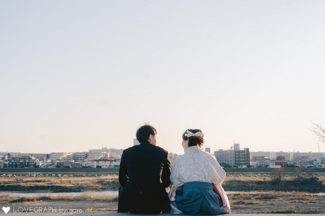 卒業記念🦁🌸   カップルフォト