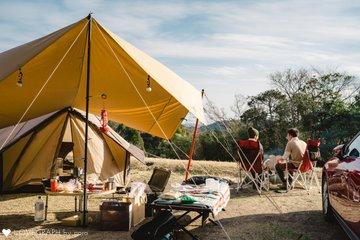 キャンプカップル | カップルフォト