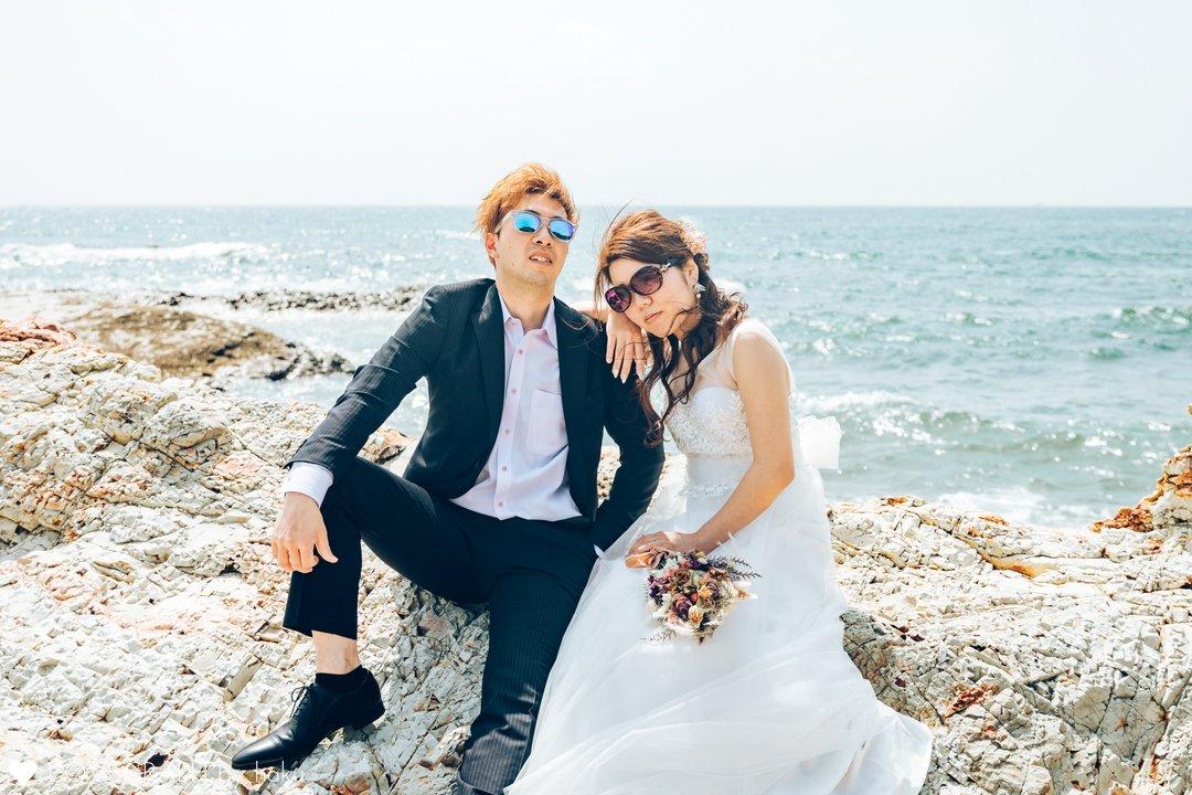 Yuki × Aya   夫婦フォト