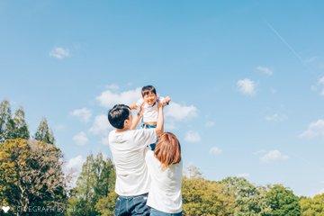 Hamada family | 家族写真(ファミリーフォト)
