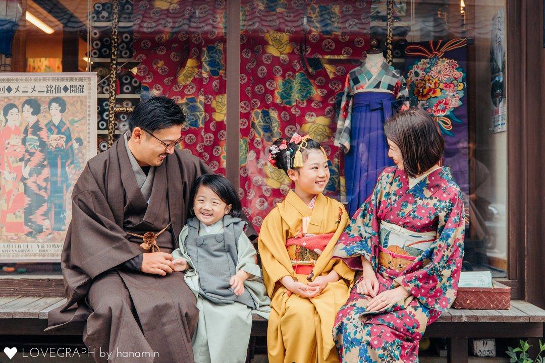 fuwari×joe | 家族写真(ファミリーフォト)