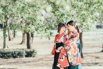 Miina × Ayano | フレンドフォト(友達)
