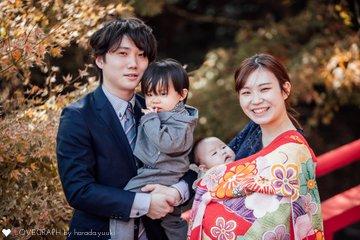 Kagami family  | 家族写真(ファミリーフォト)