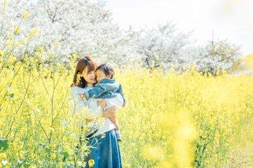 sakura 1st Birthday | 家族写真(ファミリーフォト)
