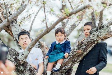 卒入学入園フォト | 家族写真(ファミリーフォト)