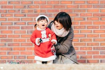 K.christmas | 家族写真(ファミリーフォト)