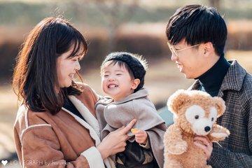 T.family | 家族写真(ファミリーフォト)