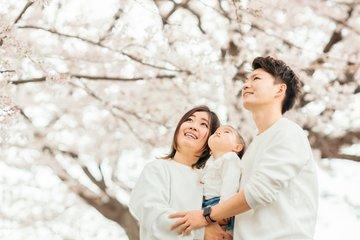 NAO 1st Birthday | 家族写真(ファミリーフォト)