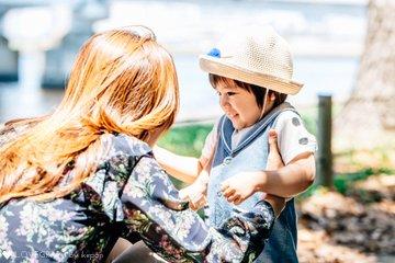 Odaiba | 家族写真(ファミリーフォト)
