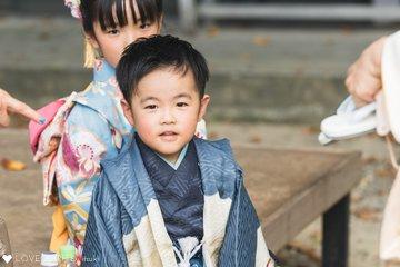 七五三Sファミリー | 家族写真(ファミリーフォト)