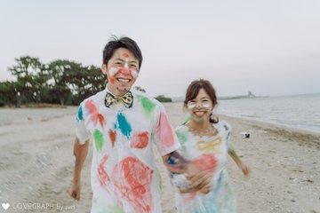 Paint photo | 夫婦フォト