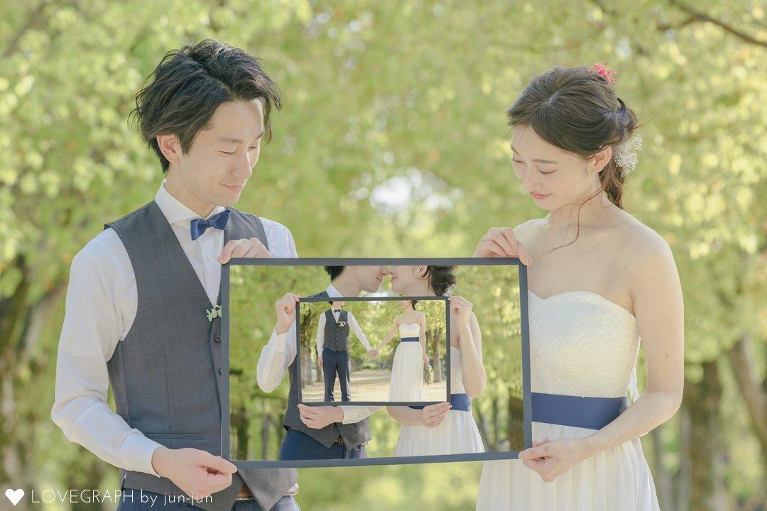 Nemophila Wedding   夫婦フォト