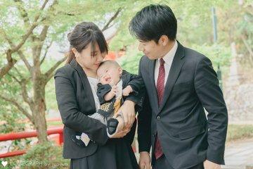 Kenta×Asuka×Tatsuki | 家族写真(ファミリーフォト)