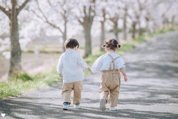 Twins Oto ×Yu ♡ | 家族写真(ファミリーフォト)