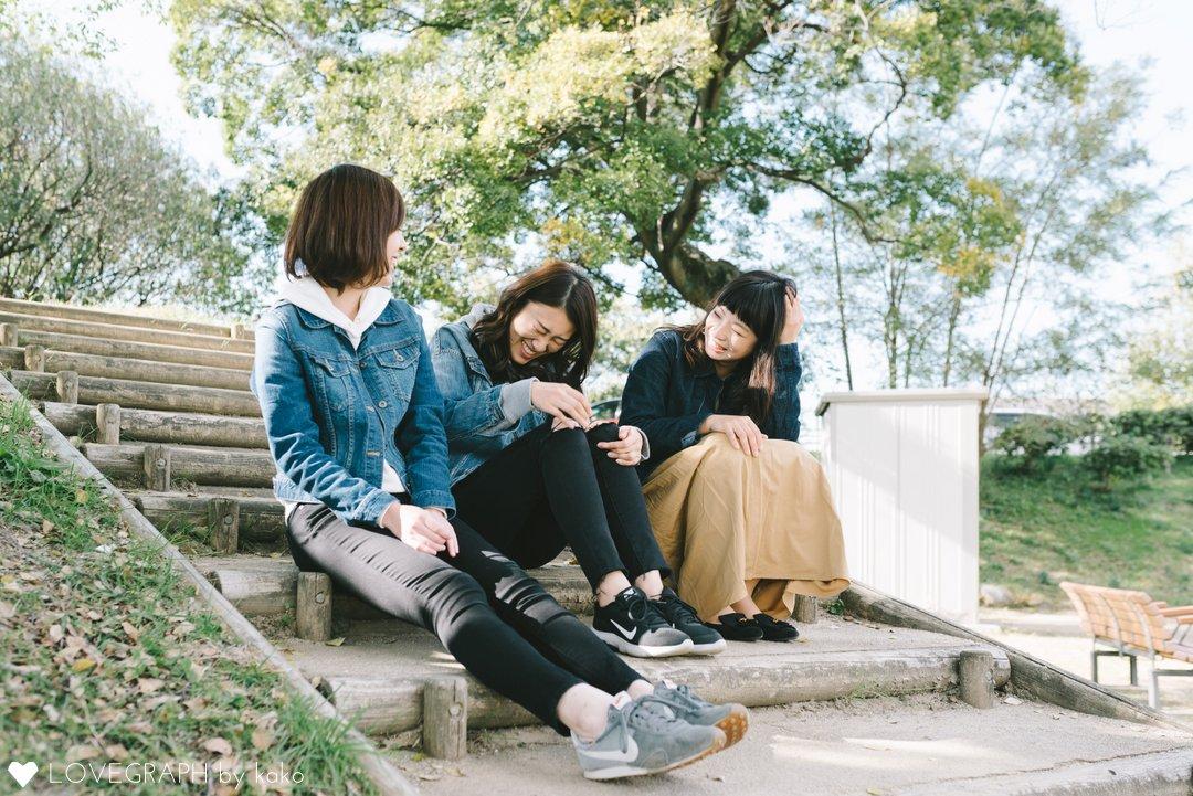 Miyu&Yukino&Moe | フレンドフォト(友達)