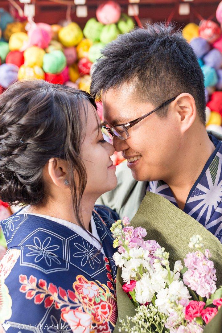 Mr and Mrs Teddy Rabbit   夫婦フォト