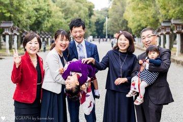 Matsuo Family | 家族写真(ファミリーフォト)