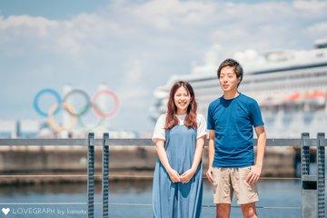 Miki & Rika | 夫婦フォト