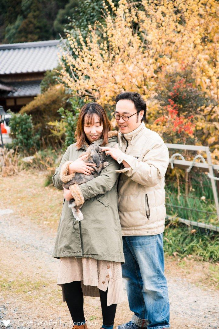 YOSHIO×SHOKO×ASUKA | 家族写真(ファミリーフォト)