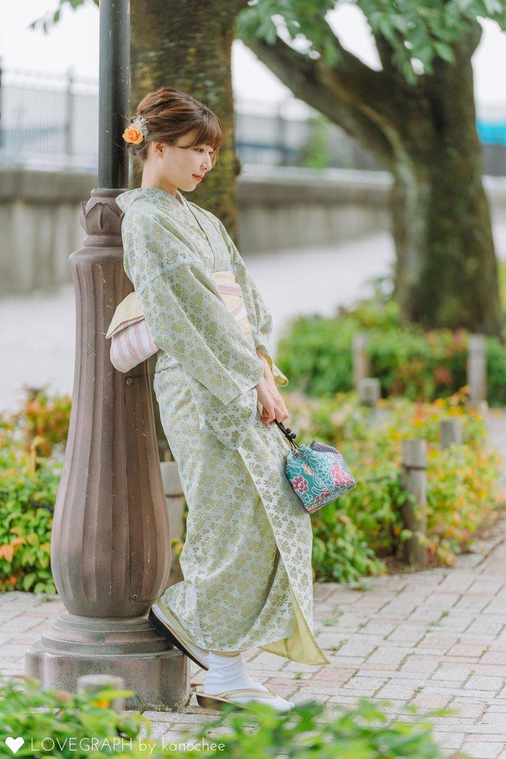 着物で浅草 | .me(ドットミー)で撮影