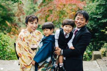 Mine Family   家族写真(ファミリーフォト)