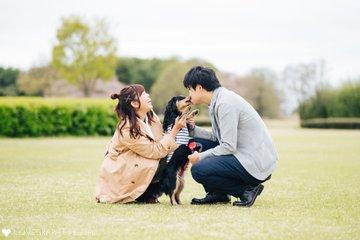 Hiroyuki×Ayaka×Sora | 夫婦フォト