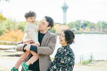 Gracey Family | 家族写真(ファミリーフォト)