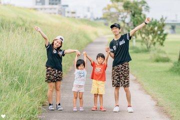 Sho×Minori   家族写真(ファミリーフォト)