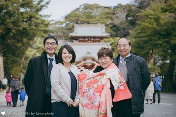 Kawai family  | 家族写真(ファミリーフォト)