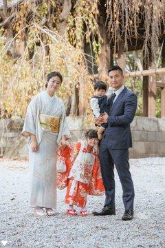 Rio七五三 | 家族写真(ファミリーフォト)