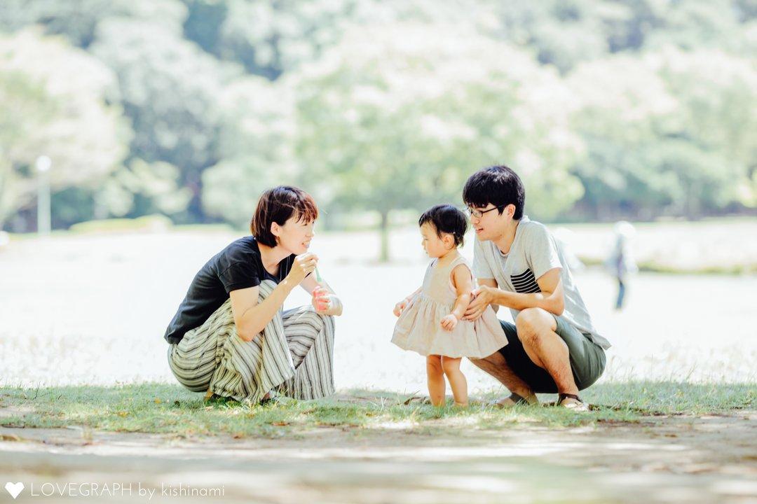 first birthday! | 家族写真(ファミリーフォト)