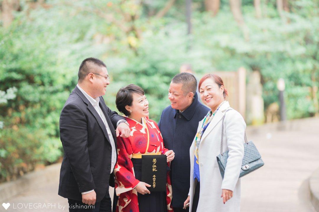 Yi | 家族写真(ファミリーフォト)