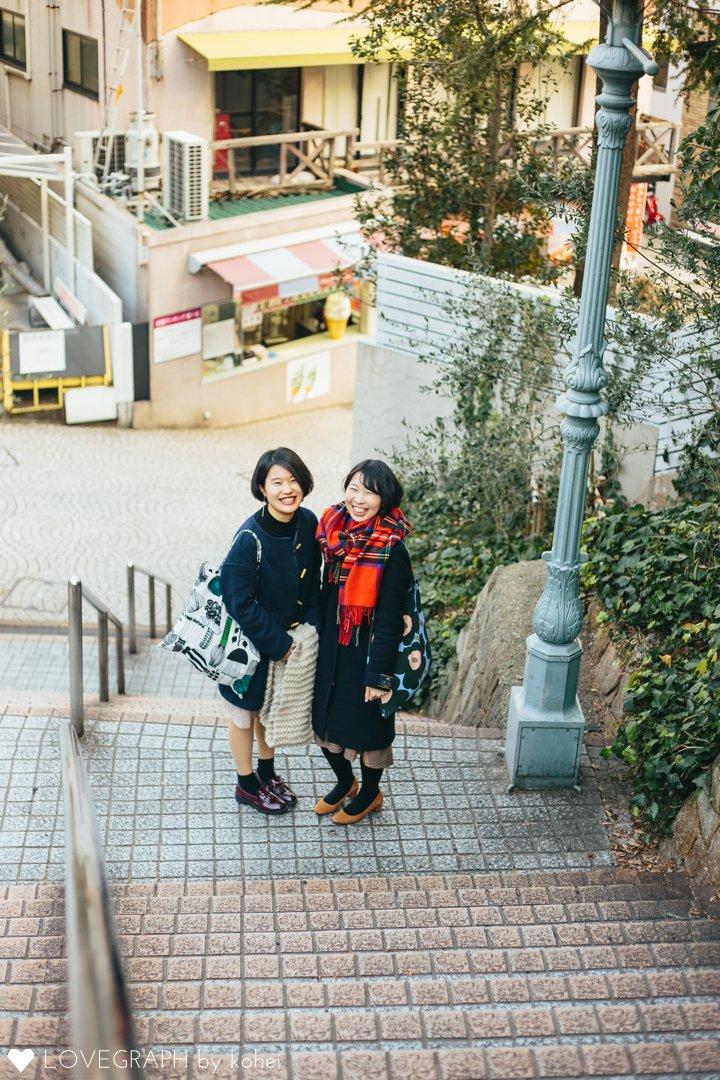 Eri × Risako | フレンドフォト(友達)