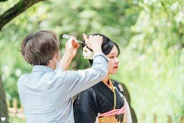 SANA coming-of-age ceremony | 家族写真(ファミリーフォト)