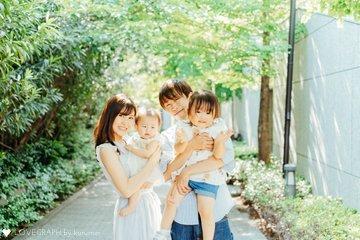 nakano family   家族写真(ファミリーフォト)