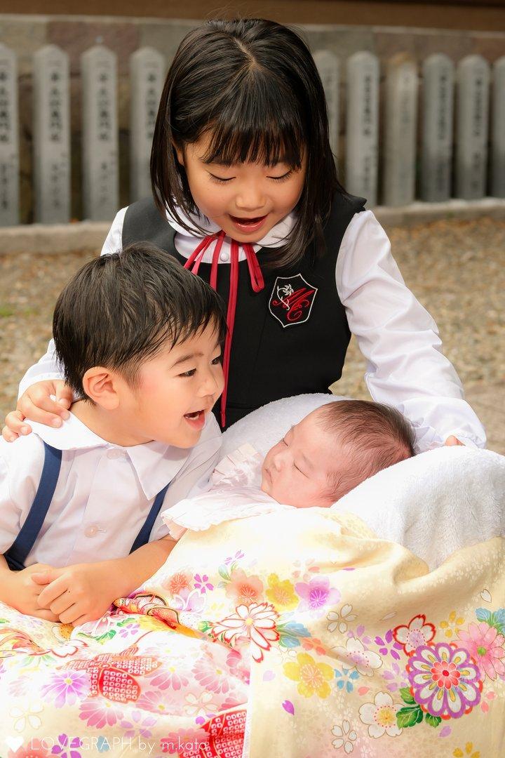 Hashimoto Family | 家族写真(ファミリーフォト)