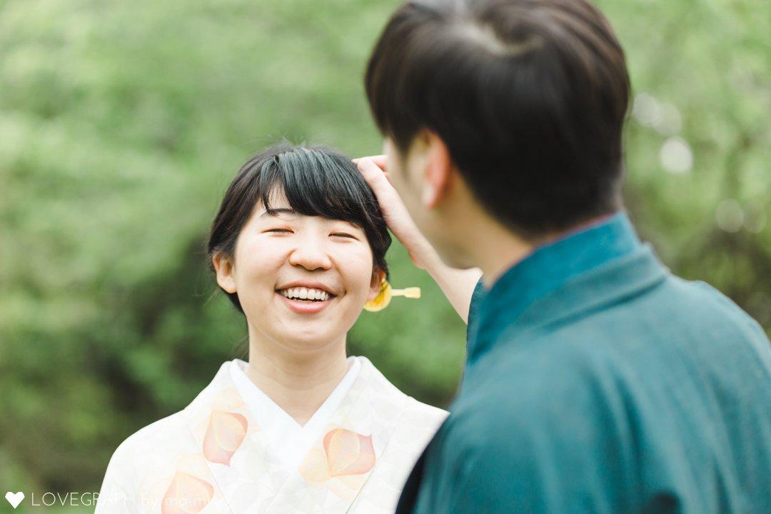 Sho×Chinami | 夫婦フォト