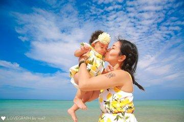 Ayumi×Mia  | 家族写真(ファミリーフォト)
