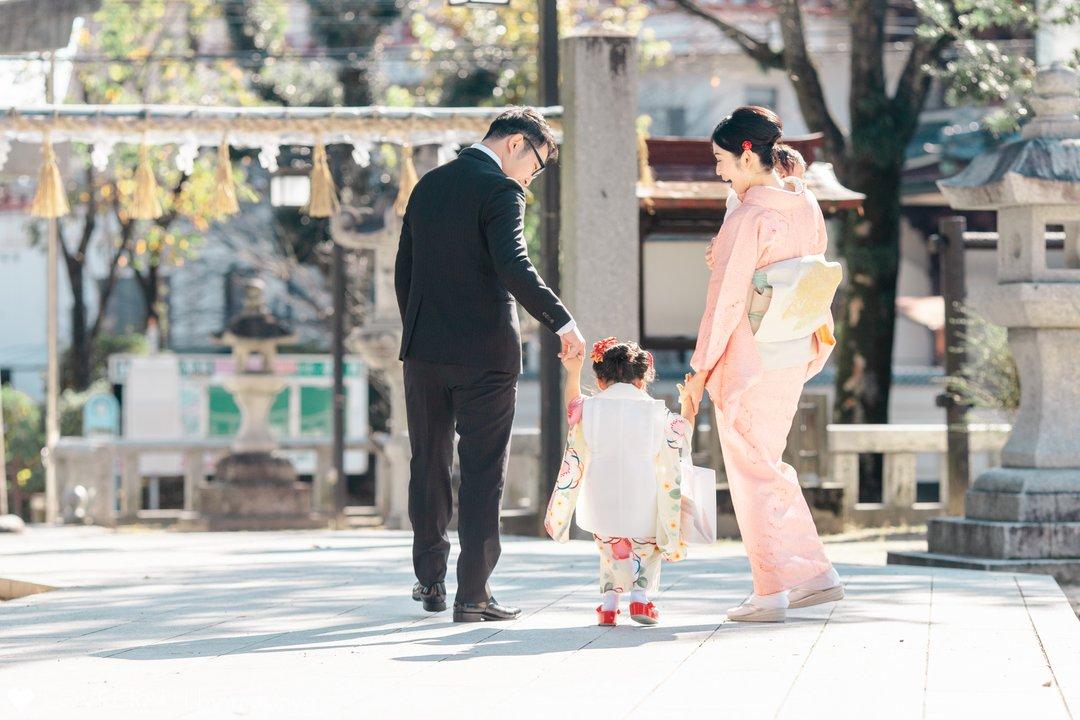 七五三とお宮参り | 家族写真(ファミリーフォト)