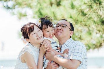 YAMAKI  Family  | 家族写真(ファミリーフォト)