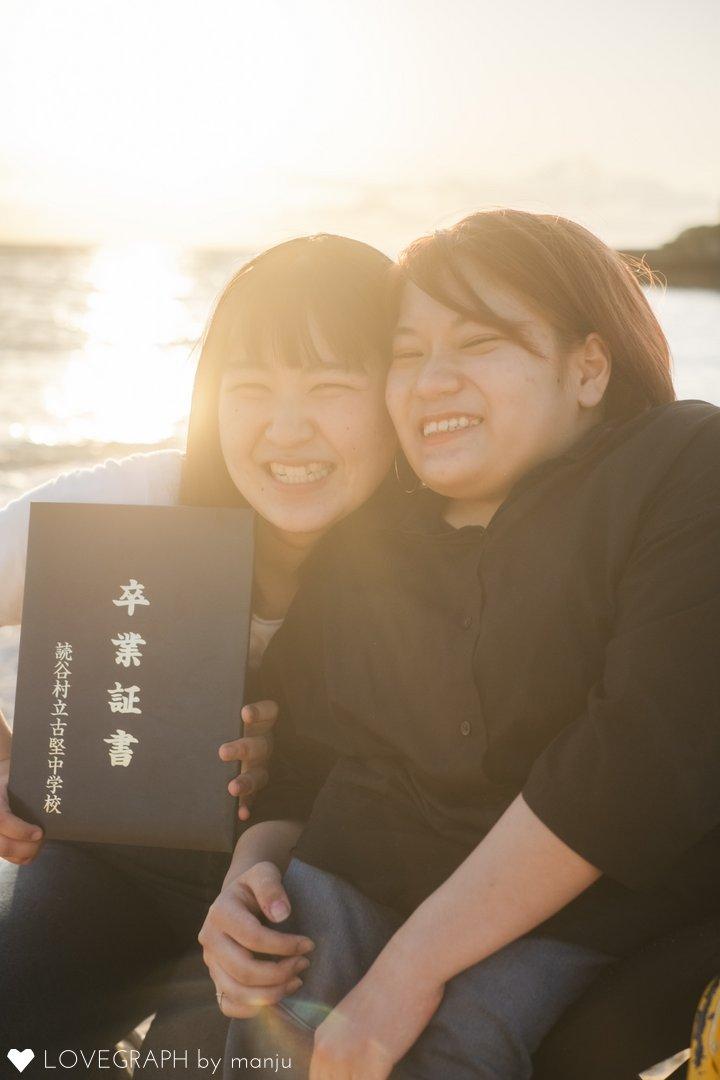 BestFriend ユカ&イブ | フレンドフォト(友達)