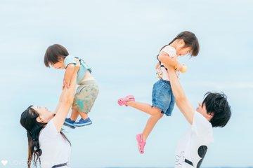 Yuzu Ao Family | 家族写真(ファミリーフォト)