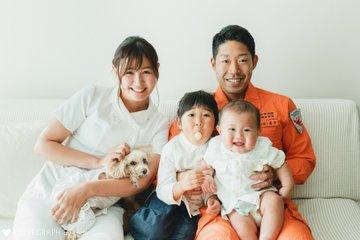 Mahiro 1/2 BD | 家族写真(ファミリーフォト)